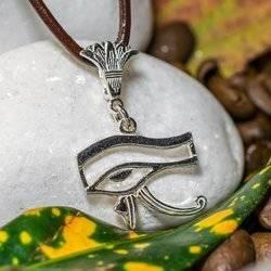 Horusauge Talisman aus Silber 925