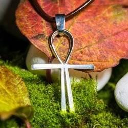 Kreuz des Atlantis aus Silber 3,4cm