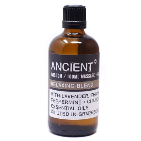Entspannendes Massageöl 100ml ANCIENT WISDOM