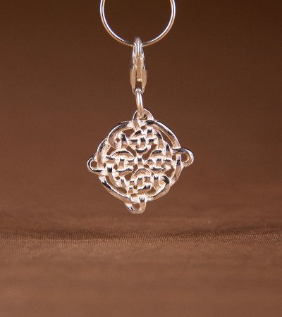 Keltischer Knoten Charms
