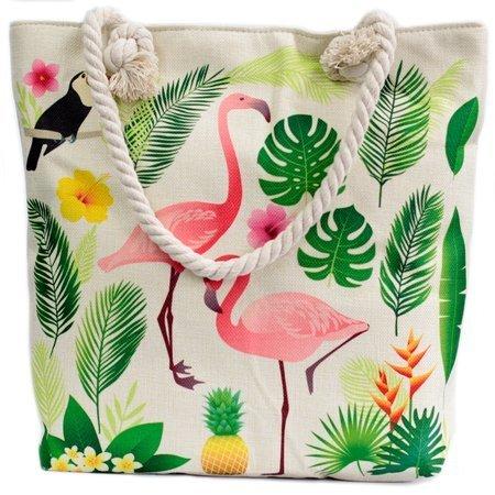 Klassische Taschen - Flamingo & Mehr