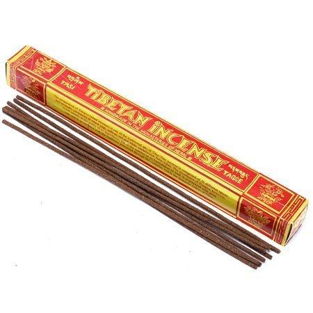 Lange Tibetische Räucherstäbchen - Tasi Gelb