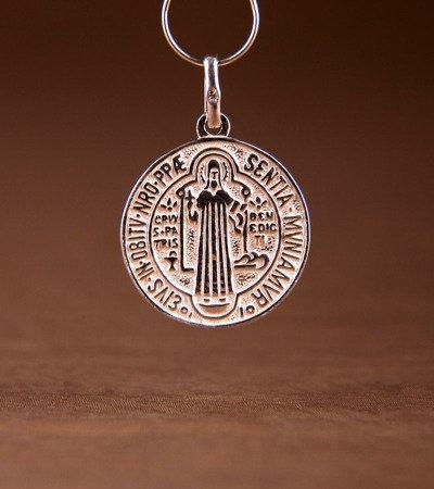 Medaille des Heiligen Benedikt