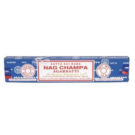 Räucherstäbchen Satya Nag Champa 15g