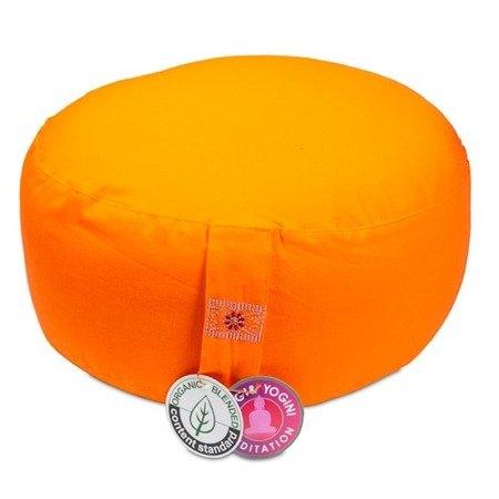 Yogi & Yogini Orange Meditationskissen XL