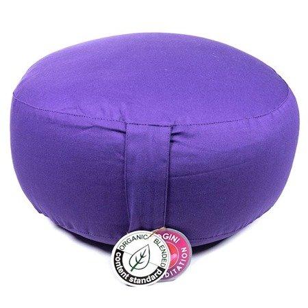 Yogi & Yogini Violett Meditationskissen XL